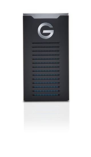 G-Technology R-Series 2TB External Solid State Drive (Black) External Solid State Drives at amazon