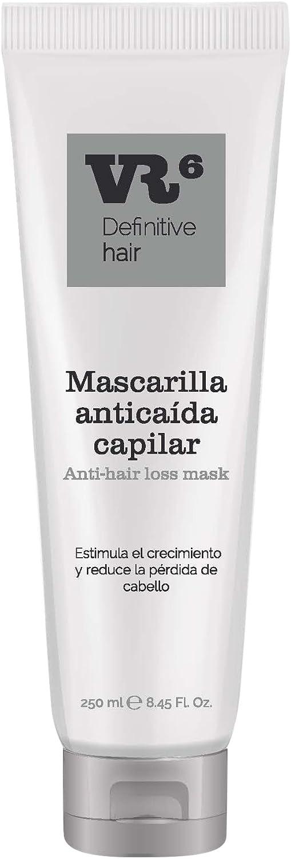 VR6 Definitive Hair Mascarilla Anticaída Capilar - 250 ml