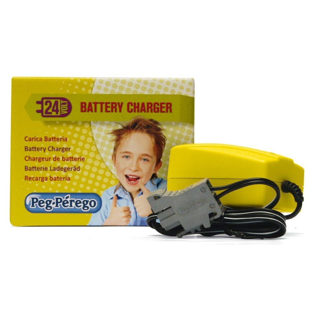 Peg Perego - Kit Caricabatterie, 24 V, 1 A B2_0520369