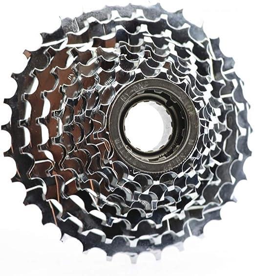 Cassette de bicicleta Rueda libre de ciclismo 13-32 dientes 7 ...