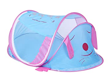 Portable Breathable Travel Baby Tent Beach Play Tent Bed Playpen  sc 1 st  Amazon.com & Amazon.com: Portable Breathable Travel Baby Tent Beach Play Tent ...
