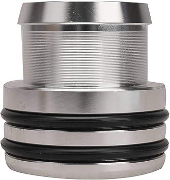 Coolant Hose Pipe Adaptor Connector W 2 Seals Fits 2003-2006 Porsche Cayenne