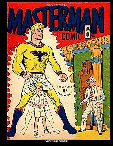 Scarica google books in pdf Masterman Comic (B&W): Golden