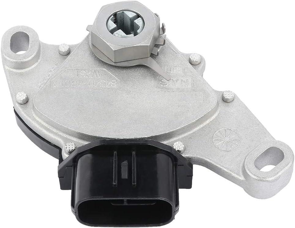 Neutral Safety Switch Fit for 07-2009 Lexus RX350 05-2010 Pontiac Vibe 05-2010 Scion tC 08-2014 Scion xB 2005-2007 Toyota Avalon 2004-2009 Toyota Camry INEEDUP Transmission Range Sensor Neutral Switch