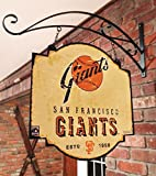 MLB San Francisco Giants Tavern Sign, One Size, Orange