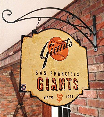 MLB San Francisco Giants Tavern Sign, One Size, Orange by Winning Streak