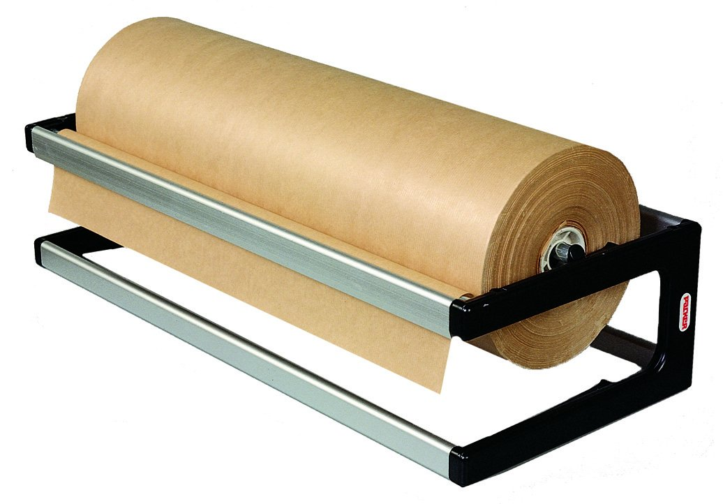 Paper Dispenser 1000mm 1 Wrapping Paper Roll Holder Freestanding