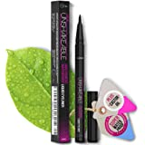 Eyeliner- Best Cruelty Free Waterproof Liquid Eye liner Pen –NON Toxic Formula - ALL DAY WEAR - Gel Felt Tip High…