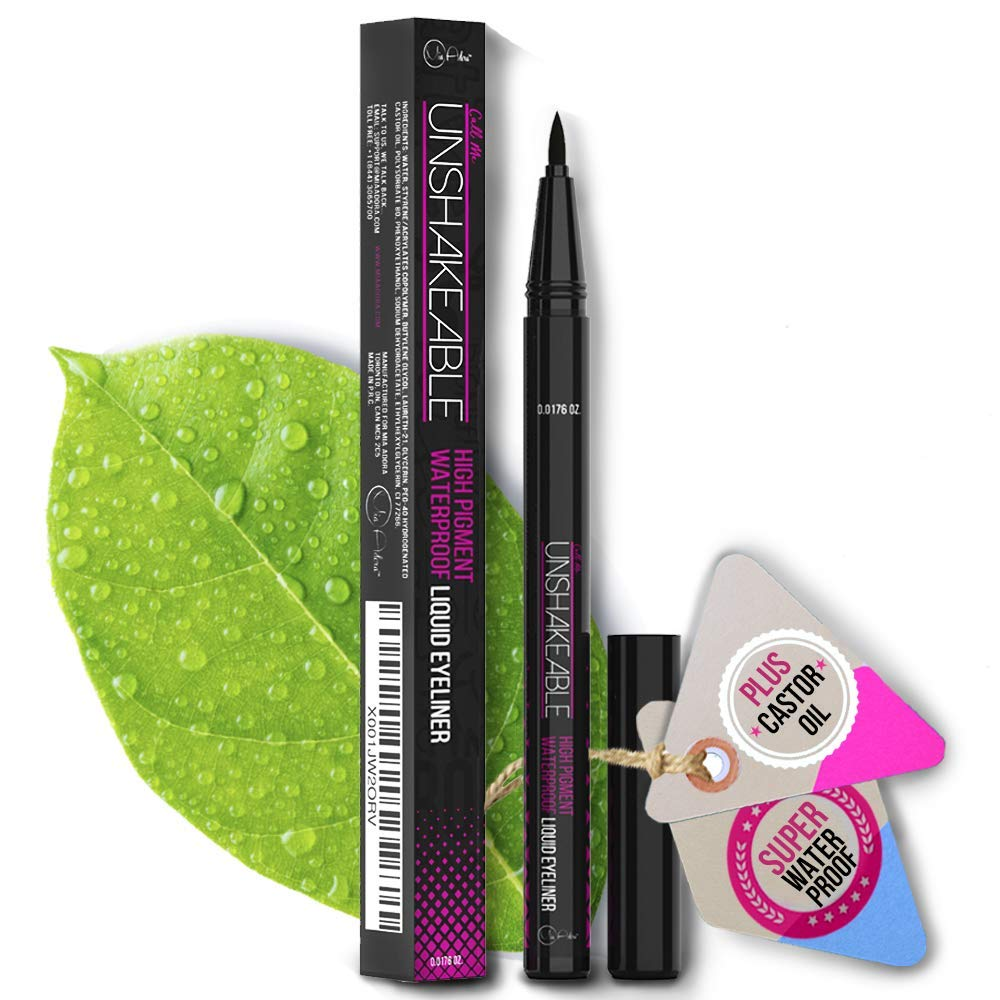 Unshakeable Liquid Eyeliner by Mia Adora