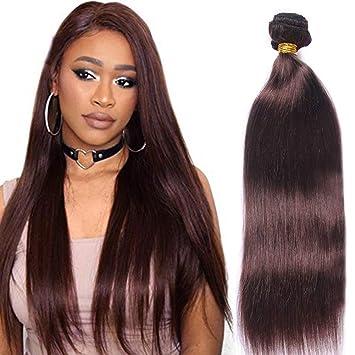 Amazon Com Black Rose Hair 2 Hair Weaves Light Chocolate Brown