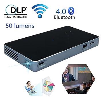 DLP LED Mini proyector, 120