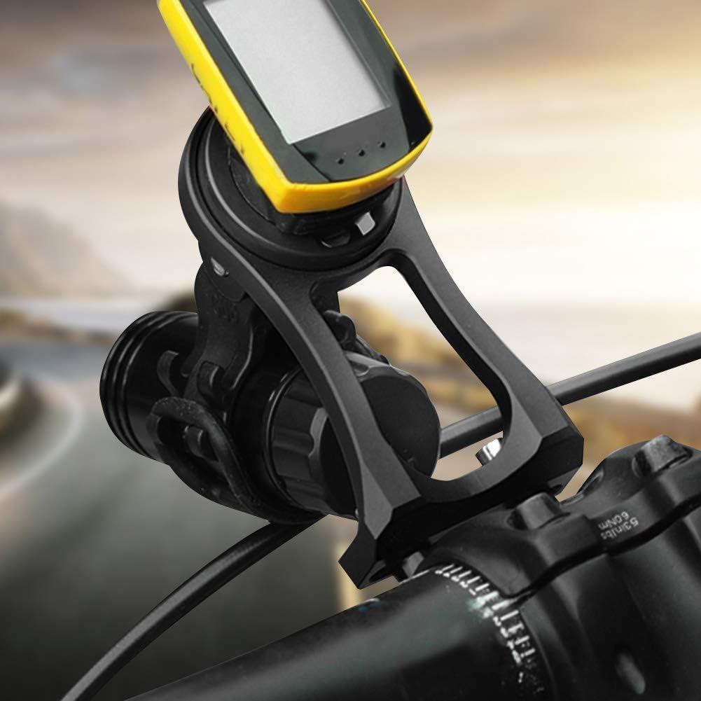 Mugast Multi-Functional Bicycle Bracket Bike Computer Mount Holder Handlebar Extension Adapter Bracket for GoPro Action Camera for Garmin//Bryton//Cateye