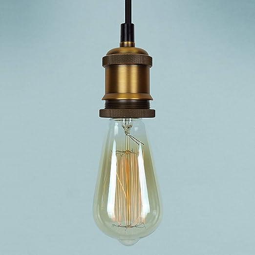 lampe messing decke lang