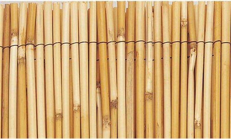Faura 1x5m - Bambu Natural: Amazon.es: Jardín