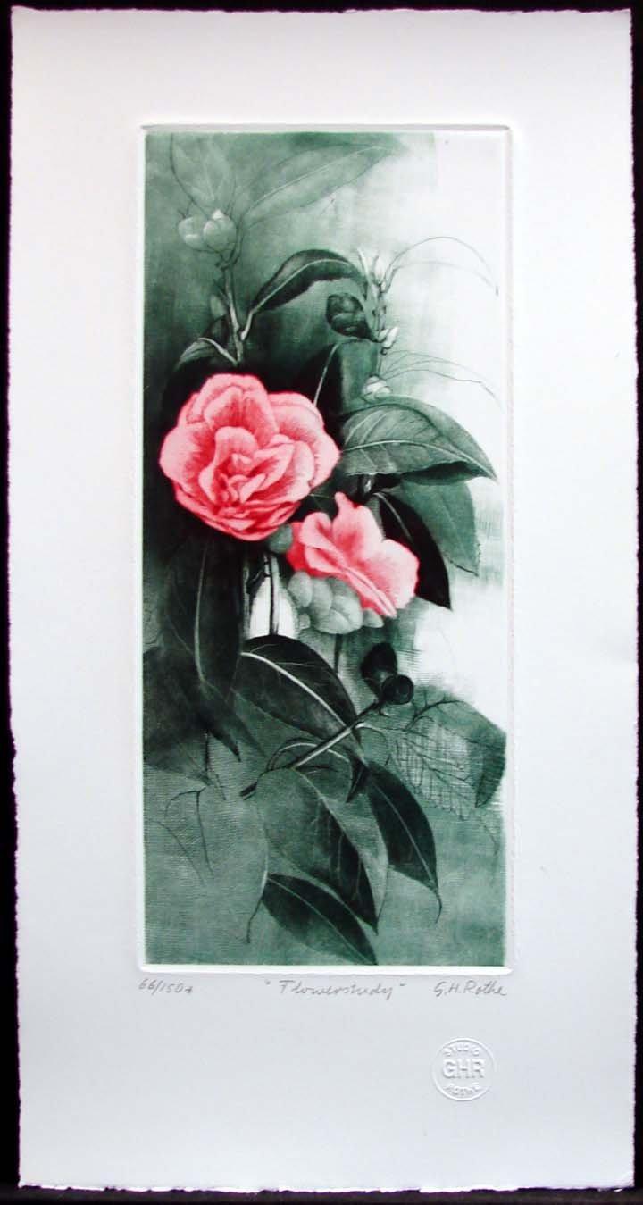 Flowerstudy by