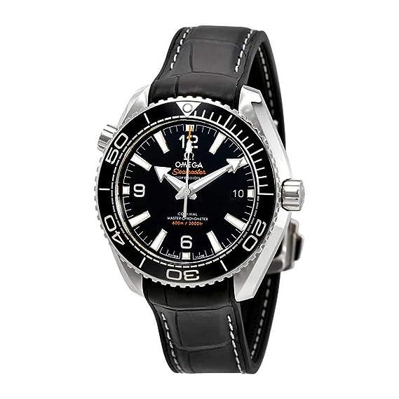 Omega Seamaster Planeta Océano Automático Mens Reloj 215.33.40.20.01.001: Amazon.es: Relojes