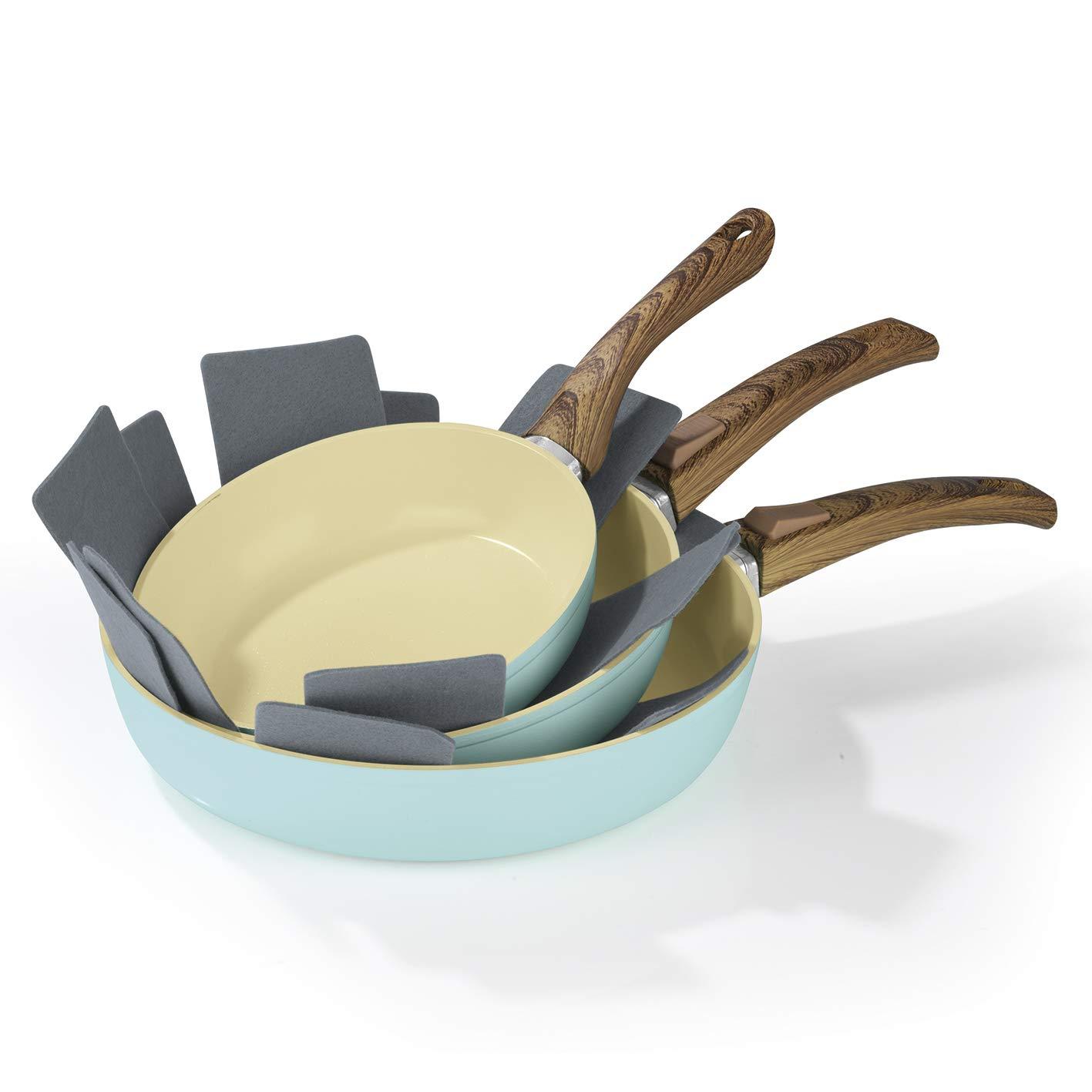 BRATmaxx Keramik Pfanne Set Induktion