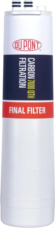 DuPont WFQTC70001 Quicktwist Carbon Block Filter Cartridge