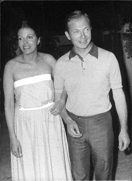 Vintage Foto de Christina onassi con Sergei kauzov.: Amazon.es: Hogar