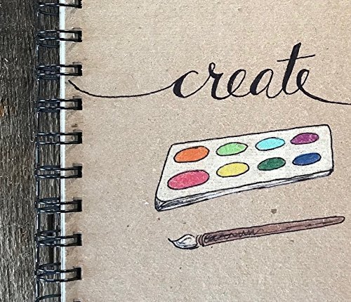 Create | Reclaimed Paper Notebook