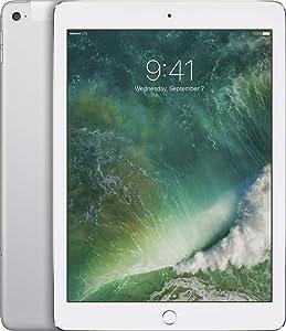 Apple iPad Pro 2nd 12.9in with Wi-Fi 2017 Model, 512GB Silver (Renewed)