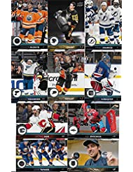 2017 2018 Upper Deck NHL Hockey Series Two Complete Mint Basic Hand Collated 200 Card Veteran Players Set Including Sidney Crosby Alexander Ovechkin and More