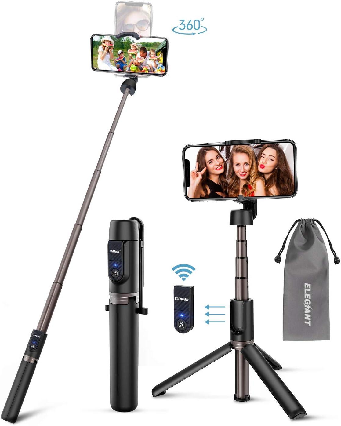 Selfie Stick Stativ Bluetooth 3 in 1