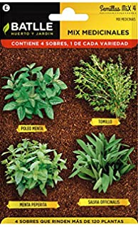 Huerto Urbano - Kit Happy Garden Menta Piperita - Batlle: Amazon ...