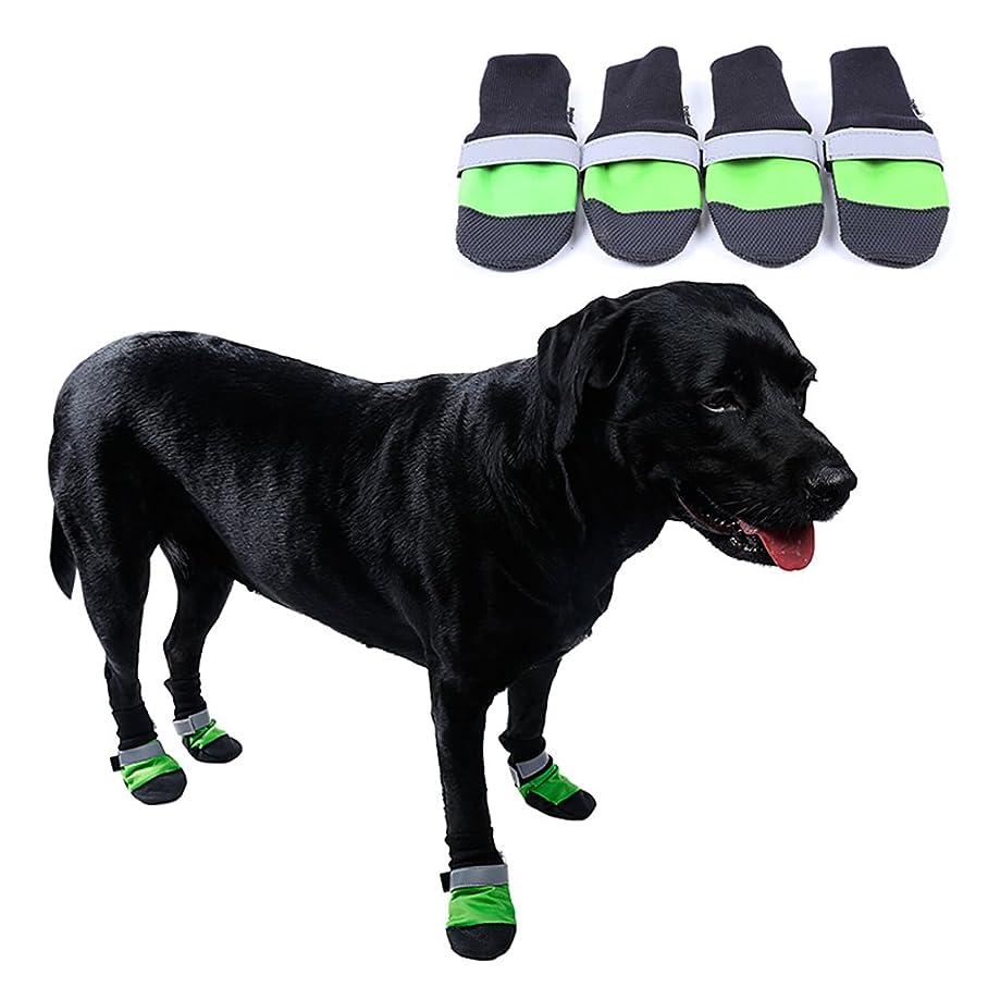 敗北エチケット使用法犬用レッグカバー docdog レッグガード Lサイズ 2個入り|獣医師監修 犬靴?靴下ブランド