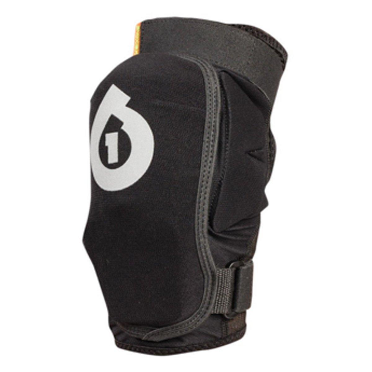 Six Six Oneブラック2017 Rage MTB Elbowパッドのペア Medium ブラック B06Y4NF3X6