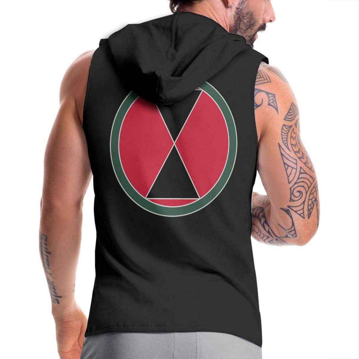 7th Infantry Division Mens Hipster Hip Hop Hoodies Shirts
