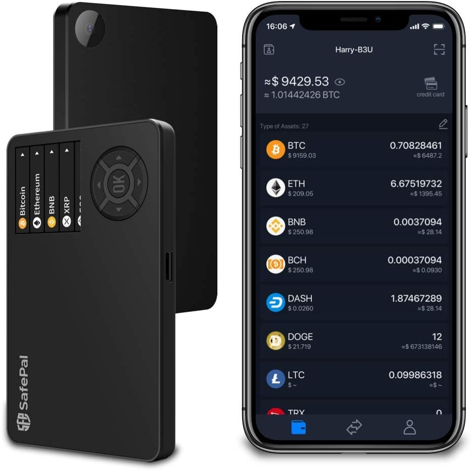 cryptocurrency hardware wallet phone