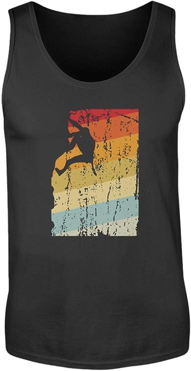 generisch Camiseta de Escalada para Hombre con diseño de ...