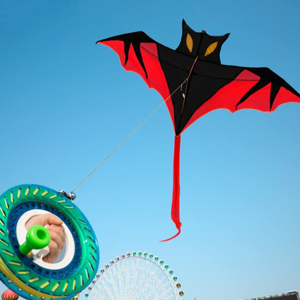 YO-HAPPY New Cool Fledermaus Drachen Outdoor Drachen Flying Toys Drachen F/ür Kinder Kinder