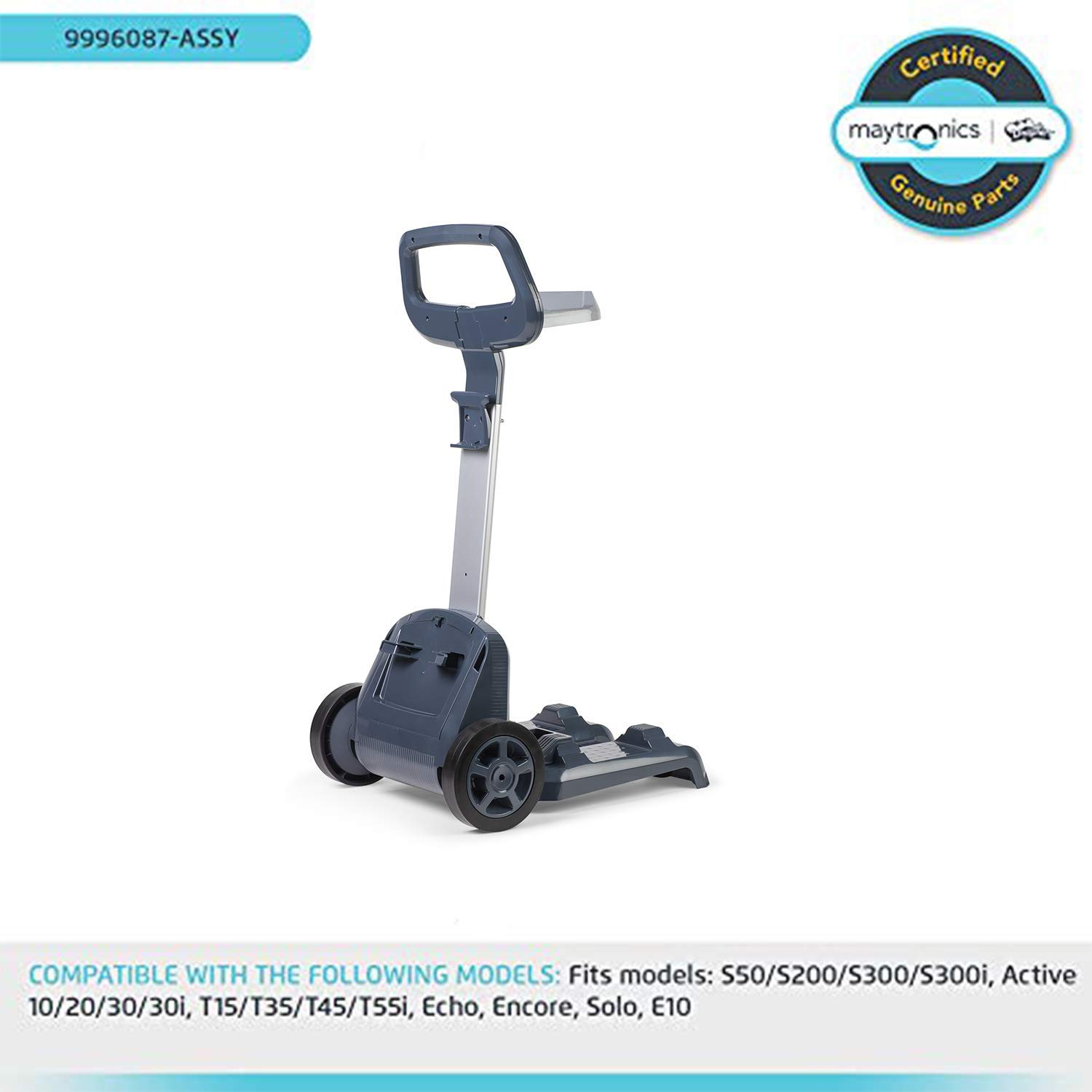 Dolphin Robotic Pool Cleaner Caddy by Dolphin