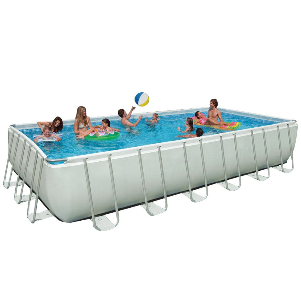 Intex 24ft X 12ft X 52in Ultra Frame Pool