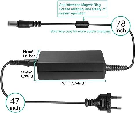HKY 19V 45W Alimentación Cargador De Adaptador para Samsung A4819-FDY UN32J UN22H 22
