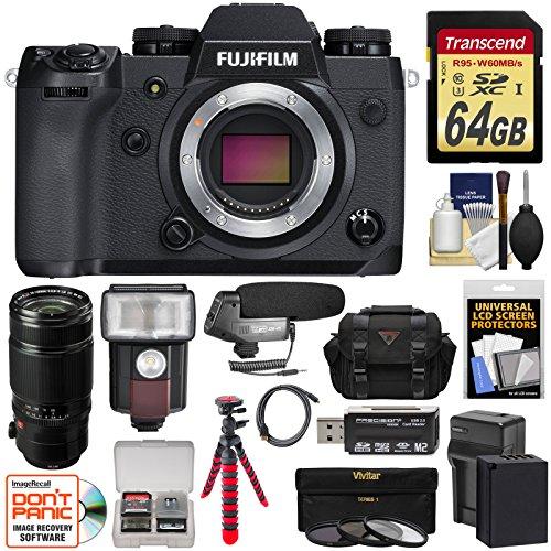 Fujifilm X-H1 Wi-Fi Digital Camera Body with 50-140mm f/2.8