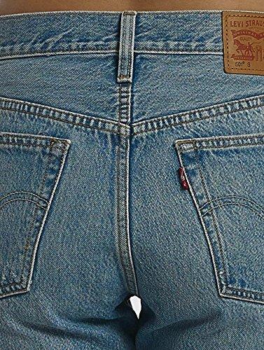 501 Bleu Levi's Femme Jeans Skinny Skinny Jean q1Hpw68