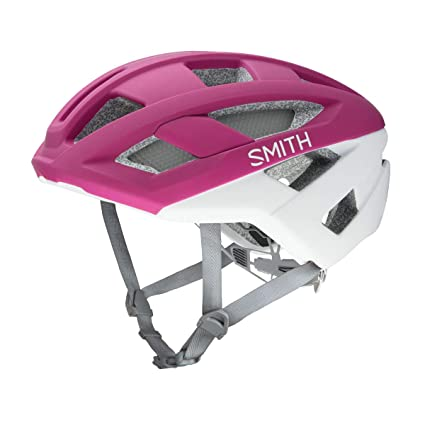 c31759843f Smith Optics 2019 Route Adult MTB Cycling Helmet - Matte Berry Vapor Medium