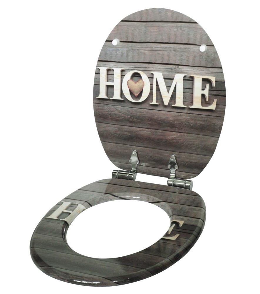 Asiento para inodoro de cierre suave gran selecci/ón de atractivos asientos de inodoro con calidad superior y duradera de madera Mar