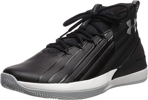 Under Armour UA Lockdown 3, Zapatos de Baloncesto para Hombre