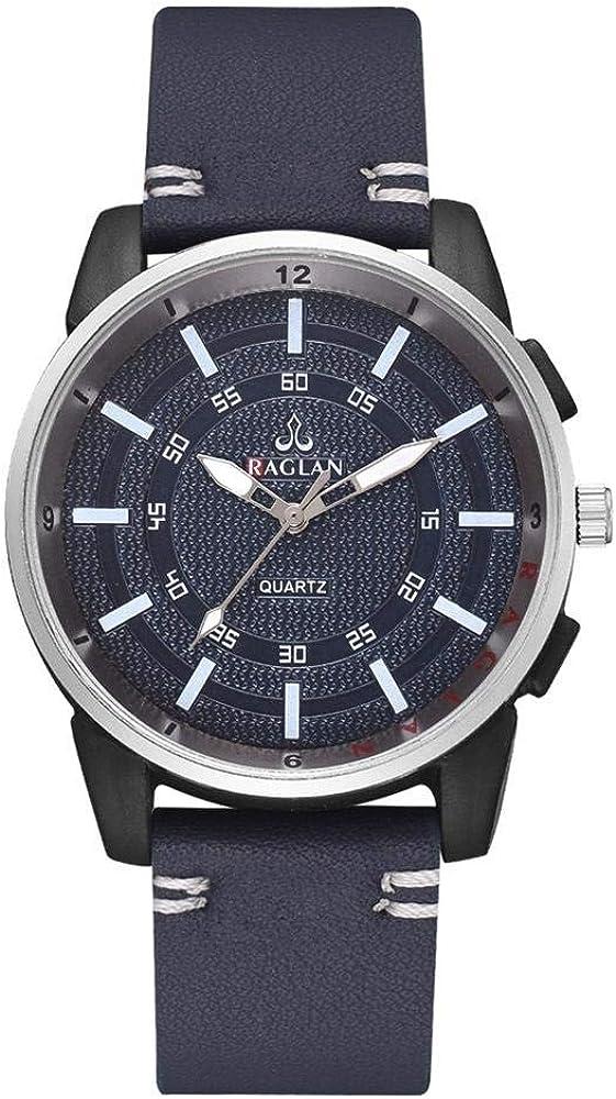 Reloj PU Watch Geneva Quartz Watch Blue