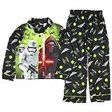 Star Wars KYLO REN Bounty Hunter Flannel Coat Pajama Set
