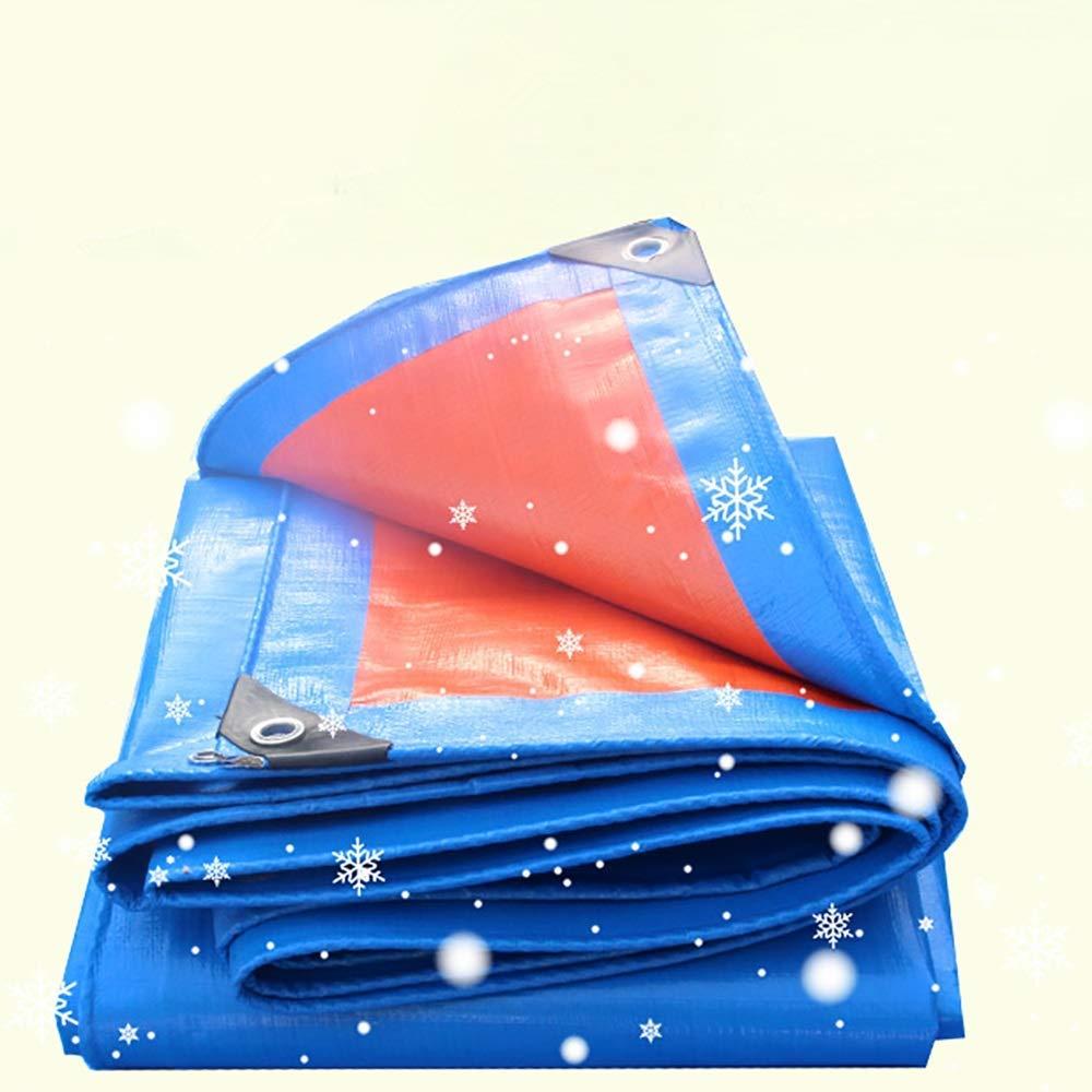 Happy Togethe Outdoor-Planen-Markise Planen-Planen-Planen-Sonnenschutz-Markise-Tuch-Auto-Planen-Isolierung Blau