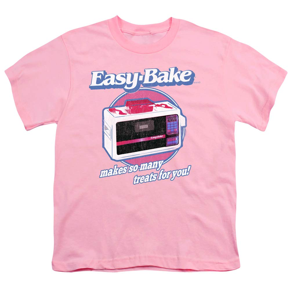 Easy Bake Oven Treats Unisex Youth T Shirt for Boys and Girls