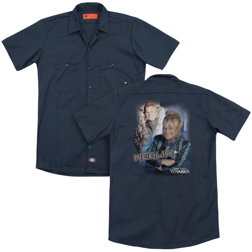 Star Trek Neelix Adult Work Shirt