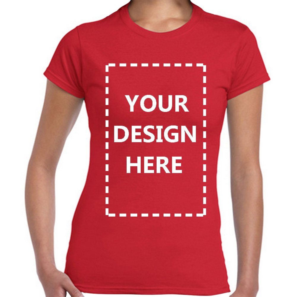 f10163372 Create custom t-shirts and personalized shirts.Add Your custom name,  picture or text on the t-shirt. Digital Direct Printing,eco-friendly  Ink.Fully Machine ...