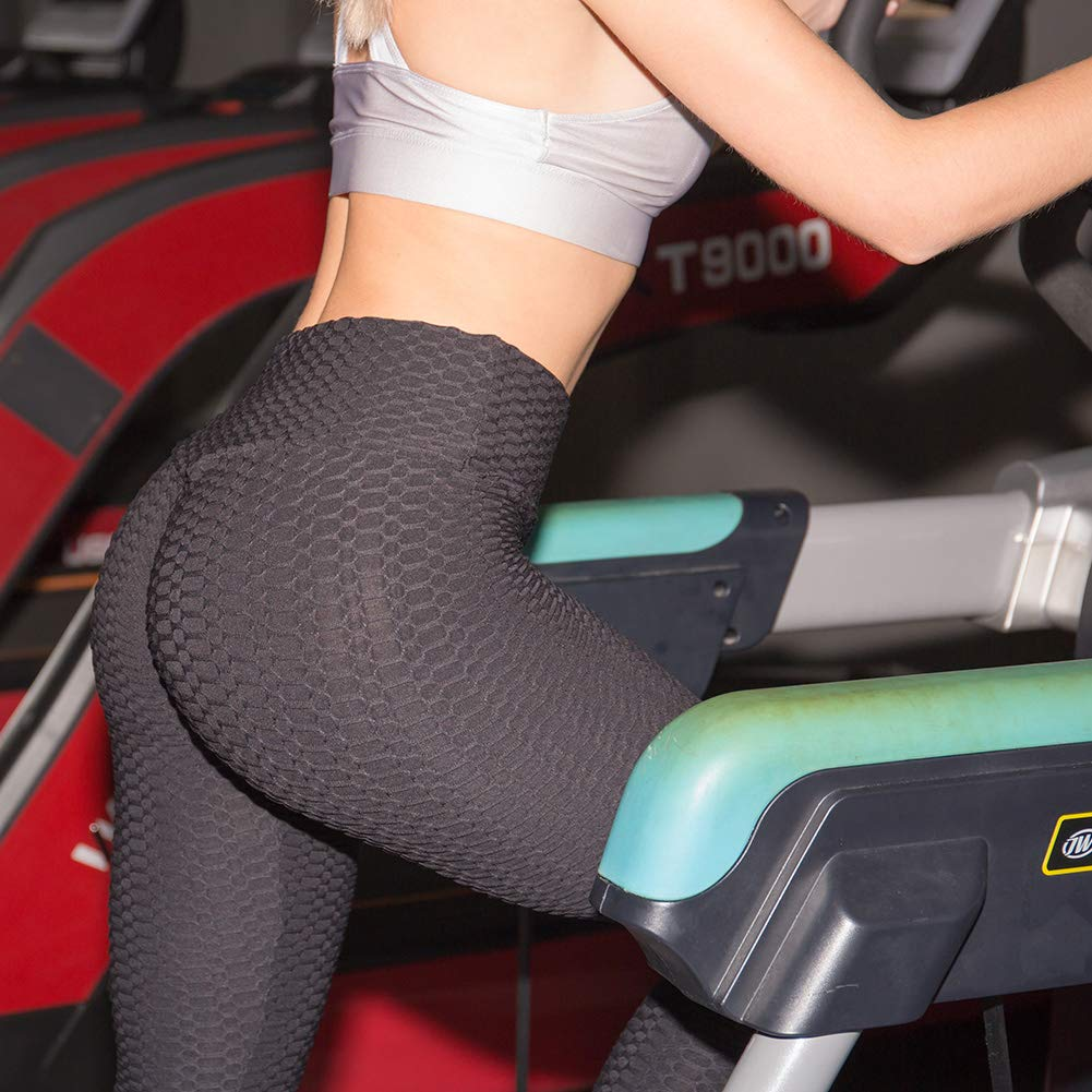 Frauen Anti Cellulite Kompressionsgamaschen Slim Butt Lift Elastic Pants Hosen