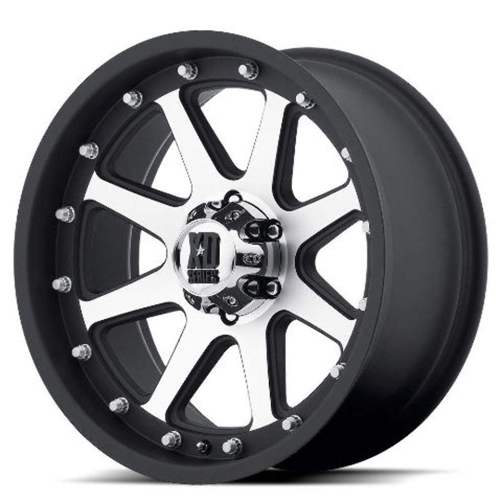 XD-Series Hoss XD795 Gloss Black Wheel (17x9'/8x6.5') Xd Wheels XD-Series Hoss XD795 Gloss Black Wheel (17x9/8x6.5) XD79579080312N